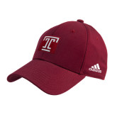 Adidas Cardinal Structured Adjustable Hat-Box T