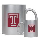 Full Color Silver Metallic Mug 11oz-Box T
