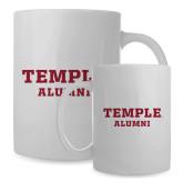 Alumni Full Color White Mug 15oz-Alumni