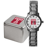 Mens Stainless Steel Fashion Watch-Box T