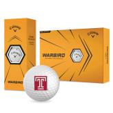 Callaway Warbird Golf Balls 12/pkg-Box T
