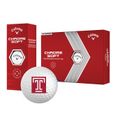 Callaway Chrome Soft Golf Balls 12/pkg-Box T