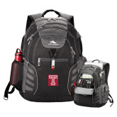 High Sierra Big Wig Black Compu Backpack-Box T