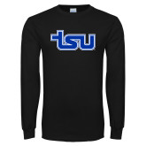 Black Long Sleeve TShirt-TSU