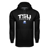 Under Armour Black Performance Sweats Team Hood-Arched TSU Tigers