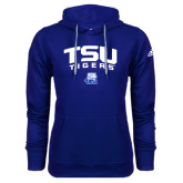 Adidas Climawarm Royal Team Issue Hoodie-Arched TSU Tigers