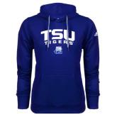 Adidas Climawarm Royal Team Issue Hoodie-Arched TSU Tigers