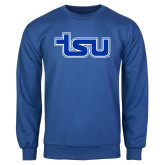 Royal Fleece Crew-TSU