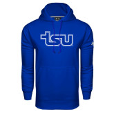 Under Armour Royal Performance Sweats Team Hood-TSU