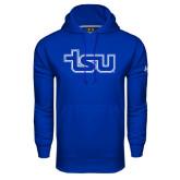 Under Armour Royal Performance Sweats Team Hoodie-TSU