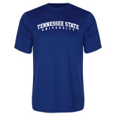 Syntrel Performance Royal Tee-Arched Tennessee State University