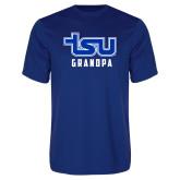 Performance Royal Tee-Grandpa