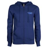 ENZA Ladies Royal Fleece Full Zip Hoodie-TSU