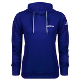 Adidas Climawarm Royal Team Issue Hoodie-Arched Tennessee State University