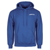 Royal Fleece Hoodie-Arched Tennessee State University