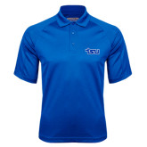 Royal Textured Saddle Shoulder Polo-TSU