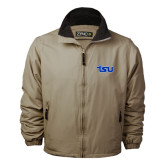 Khaki Survivor Jacket-TSU