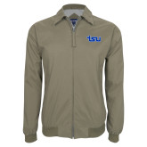 Khaki Players Jacket-TSU