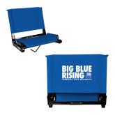 Stadium Chair Royal-Big Blue Rising