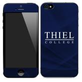 iPhone 5/5s/SE Skin-Thiel Logo