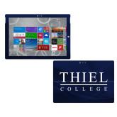 Surface Pro 3 Skin-Thiel Logo