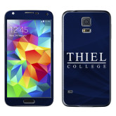 Galaxy S5 Skin-Thiel Logo