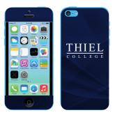 iPhone 5c Skin-Thiel Logo