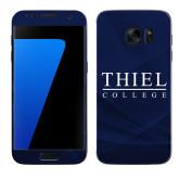 Samsung Galaxy S7 Skin-Thiel Logo