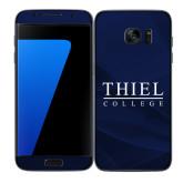 Samsung Galaxy S7 Edge Skin-Thiel Logo