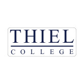Small Decal-Thiel Logo, 6 inches wide