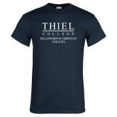 Navy T Shirt-Fellowship of Christian Athletes