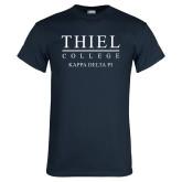 Navy T Shirt-Kappa Delta Pi
