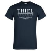 Navy T Shirt-Tomcat Political Society