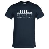 Navy T Shirt-Panhellenic Council