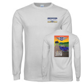 White Long Sleeve T Shirt-Homecoming 2018