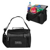 Edge Black Cooler-Thiel Logo