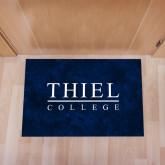 Full Color Indoor Floor Mat-Thiel Logo