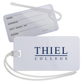 Luggage Tag-Thiel Logo