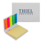 Micro Sticky Book-Thiel Logo