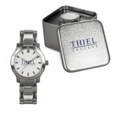 Mens Stainless Steel Fashion Watch-Thiel Logo