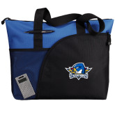Excel Royal Sport Utility Tote-Primary Mark