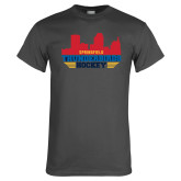 Charcoal T Shirt-Cityscape