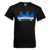Black T Shirt-Cityscape