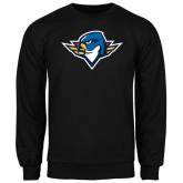 Black Fleece Crew-Thunderbird Head