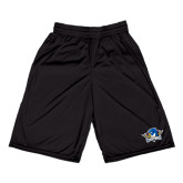 Russell Performance Black 10 Inch Short w/Pockets-Primary Mark