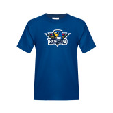 Youth Royal T Shirt-Kids Club