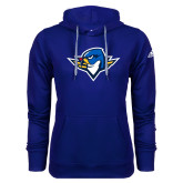 Adidas Climawarm Royal Team Issue Hoodie-Thunderbird Head