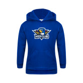 Youth Royal Fleece Hoodie-Kids Club
