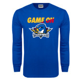 Royal Long Sleeve T Shirt-Game On