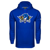 Under Armour Royal Performance Sweats Team Hoodie-Primary Mark